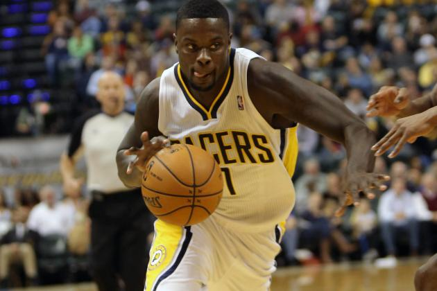Lance Stephenson Shows His Value to This Team
