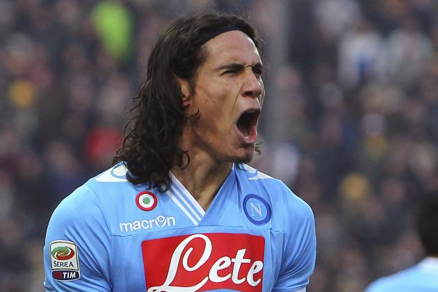 Cavani: Napoli Have More Hunger for Success Than Juventus