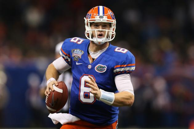 Why Florida Should Open Up Its Quarterback Battle