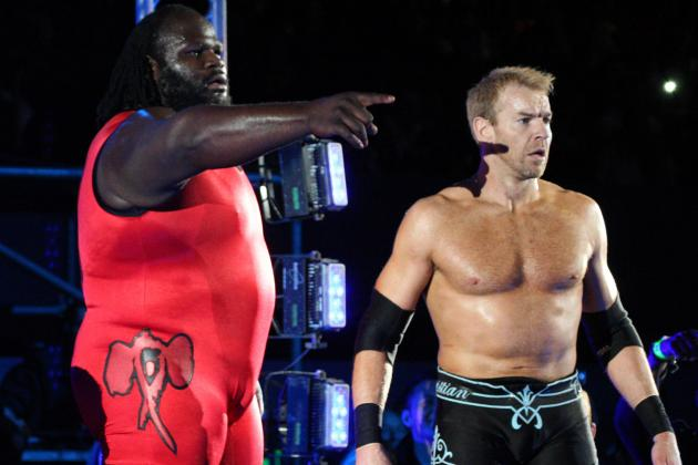 WWE SmackDown: The Time Is Right to Bring Back Christian & Mark Henry (Spoilers)