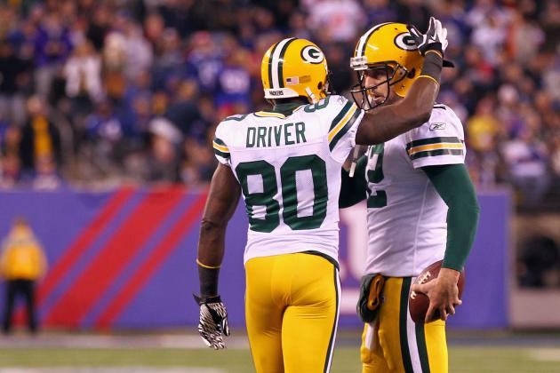 Aaron Rodgers Talks About Playing with Donald Driver