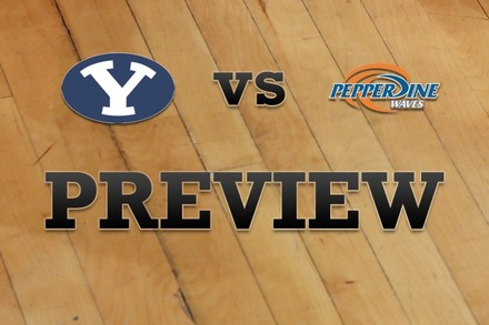 Brigham Young vs. Pepperdine: Full Game Preview