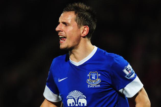 Everton Trio Called Up for England