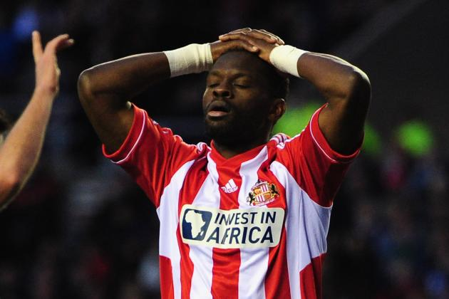Louis Saha Released by Sunderland