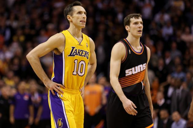 Suns Make Right Choice Recognizing Steve Nash
