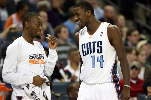 Two Charlotte Bobcats on the BBVA Rising Stars Challenge Roster