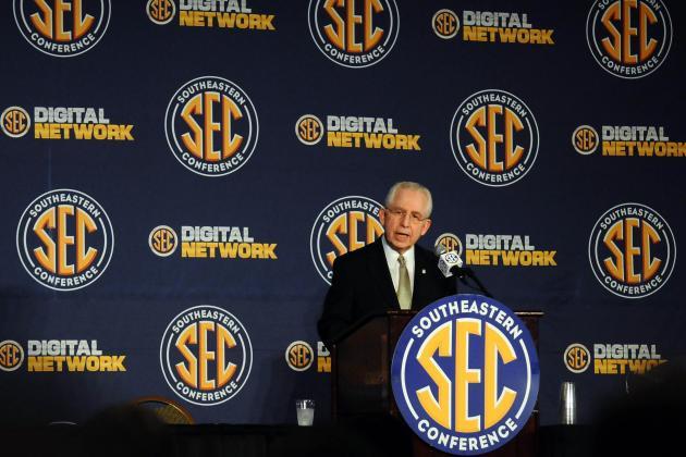 SEC, Big 12 Talk Possible Partnership