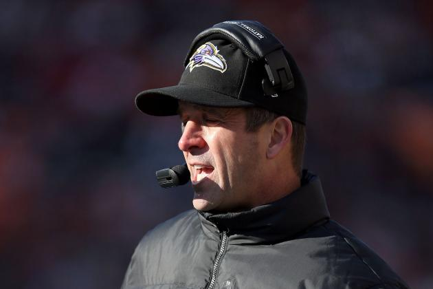 Ravens Move Practice to Saints' Facilities