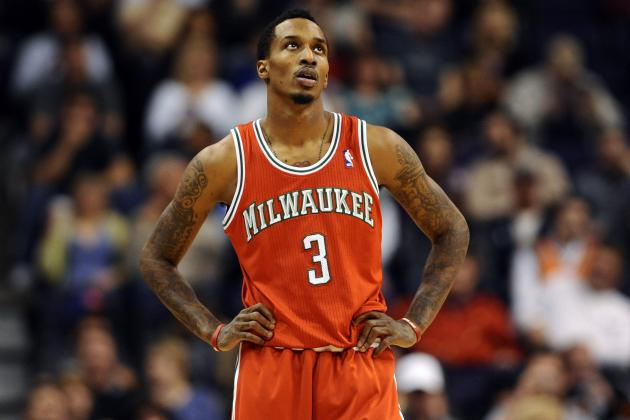 Brandon Jennings Bypassed Again for NBA All-Star Game