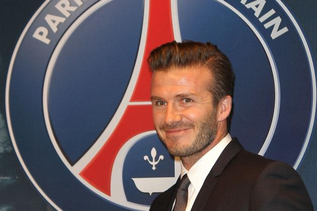 David Beckham: Signing with PSG Was Logical Move for Becks