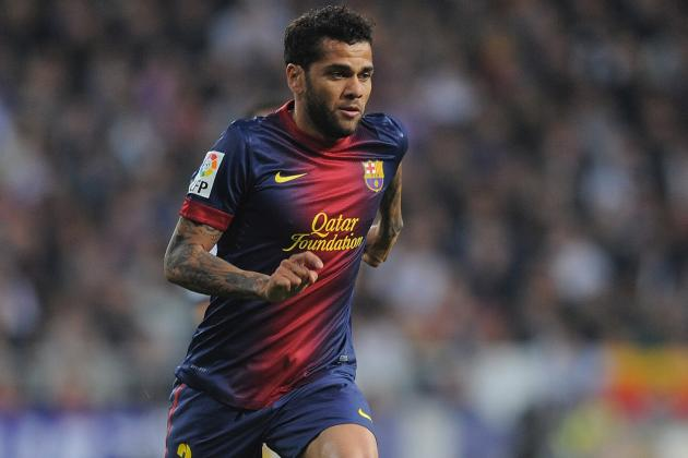 Barcelona's Dani Alves Speaks out over Racism in Real Madrid Game