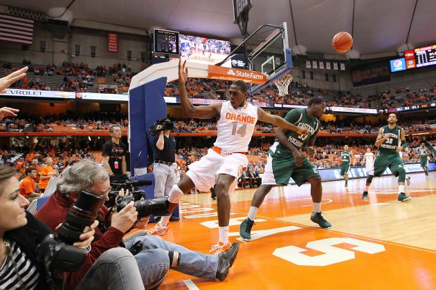 Matt Lyde-Cajuste Could Be Pressed into Action for a Syracuse Team...