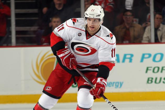Pittsburgh Penguins Claim Zach Boychuk off Waivers from Carolina Hurricanes