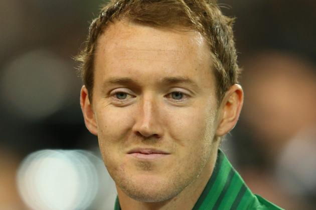 Irish Star Aiden McGeady Has Ruled out Move to Wigan Athletic