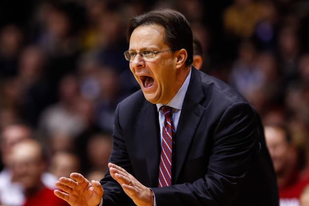 Tom Crean Reacts to Win at Purdue