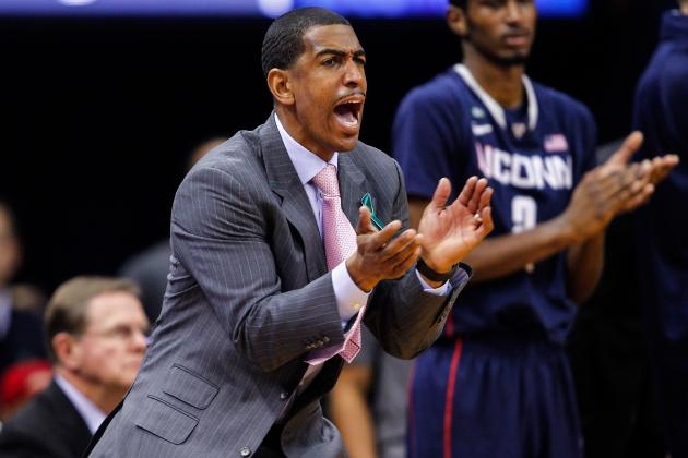 Gameday: UConn at Providence