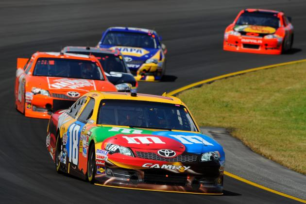 NASCAR Power Rankings: Who Is the Most Overrated Driver in the Sprint Cup?