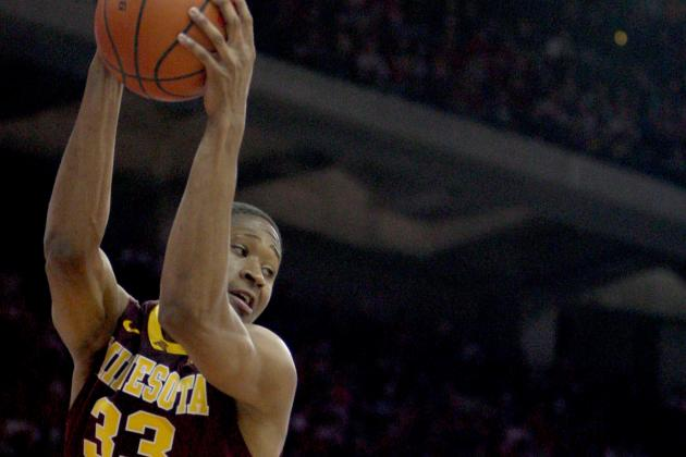 Williams, Gophers Bounce Back with Rout of Huskers