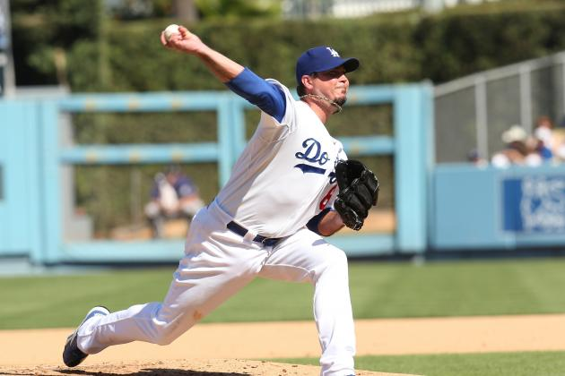 Is It Possible Dodgers' Eight Starting Pitchers Is a Good Idea?