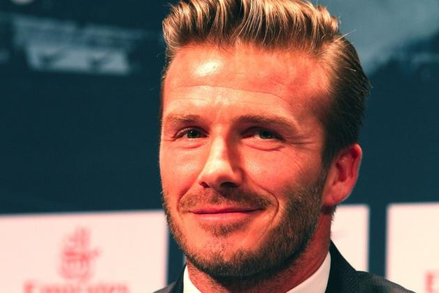 Last Stop Paris for David Beckham, as Football's Best-Travelled Brand Joins PSG