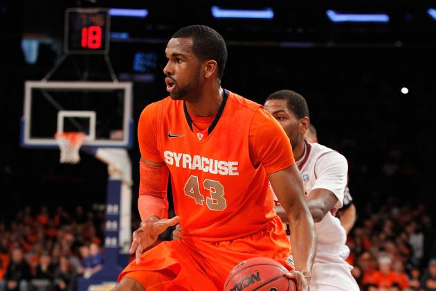 Syracuse's James Southerland Will Miss Two More Games Before His Appeal Is Heard