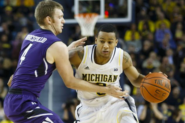 Trey Burke Eclipses the 300-Assist Mark