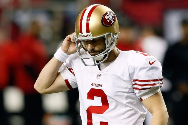 David Akers Tired of Questions About 49ers Struggles