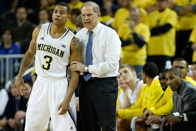 Michigan's Trey Burke No. 1 on ESPN List of Nation's Top Players