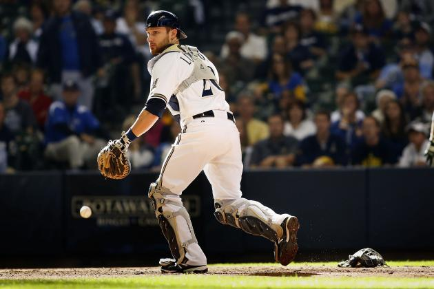 The Milwaukee Brewers Catching Conundrum