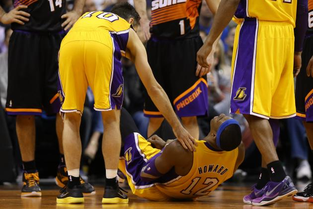 Los Angeles Lakers: Too Injury-Prone to Contend in 2012-13?