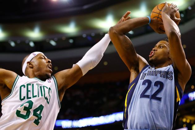 Celtics Never Seriously Entered Trade Talks for Rudy Gay