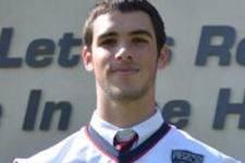 Andrew Antognoli Commits to Notre Dame