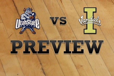 Utah State vs. Idaho: Full Game Preview