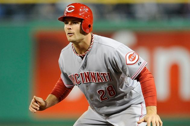 Reds Avoid Arbitration with Chris Heisey, Alfredo Simon