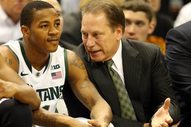 Keith Appling Quietly Matures, Puts Past Behind Him