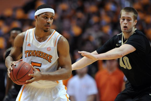 Jarnell Stokes Emerges as Tennessee Vols' MVP