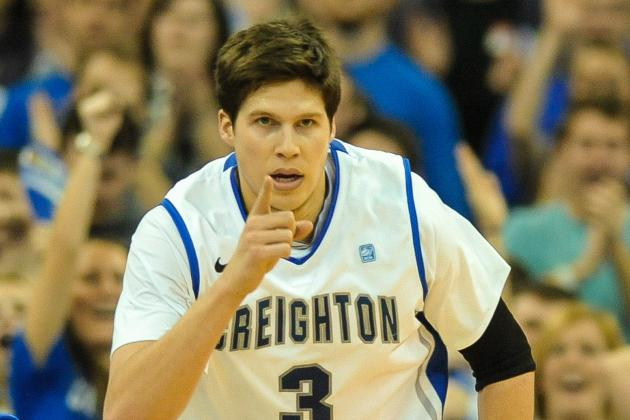 Doug McDermott Named to Oscar Robertson Trophy Midseason Watch List