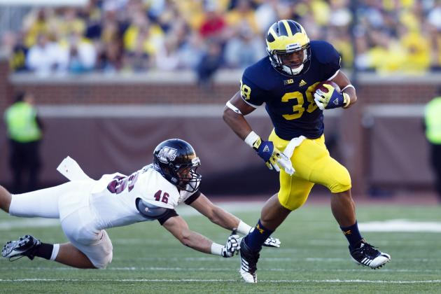Michigan Football: Can Al Borges Make Wolverines' Backfield into Auburn 2.0?