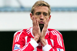 Peter Crouch Set to Stay at Stoke City After Potential Moves Collapse