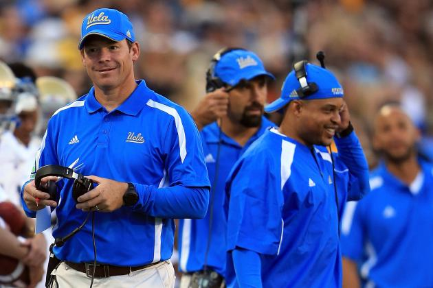 UCLA Making Strong Push for Former USC Commit Eddie Vanderdoes