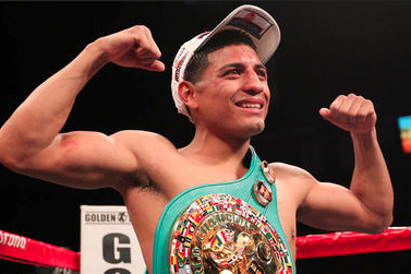 Mares Moves Up After Donaire Tilt Falls Through