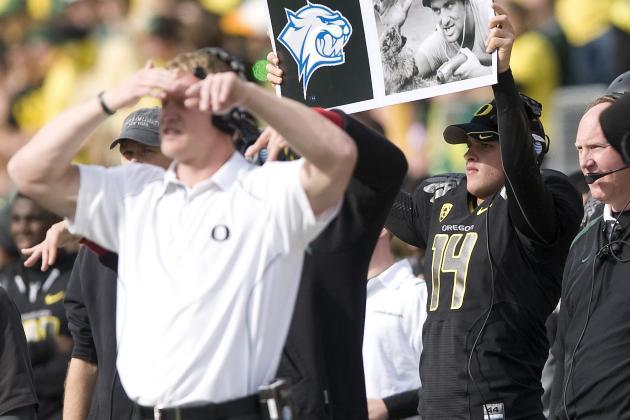 Oregon Names Scott Frost Their New Offensive Coordinator