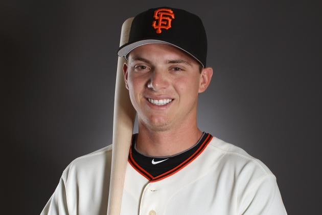 Giants Prospects Crick, Brown on Top 100 List