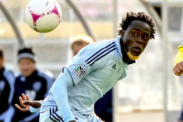 Sporting Kansas City Agrees to Loan Kei Kamara to Norwich City Through May 6