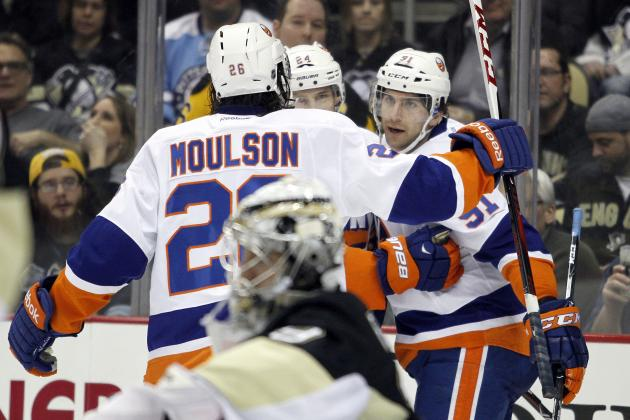 New York Islanders: Growing Up Right Before Our Eyes