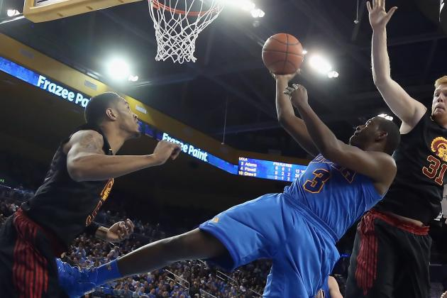 Bruins Face USC in the Spotlight; and Fall Flat on Their Faces
