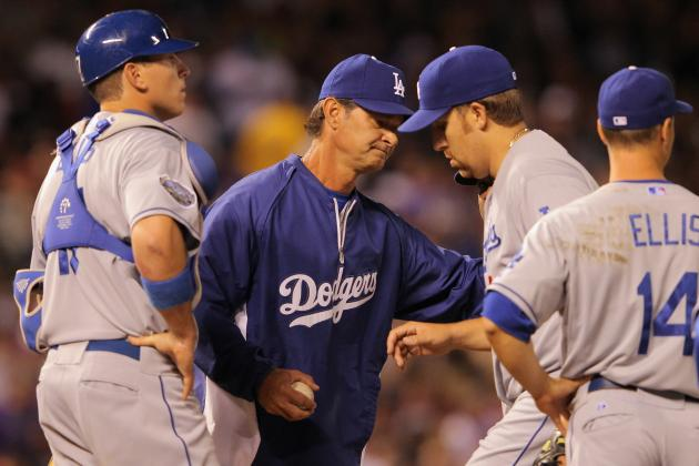 Predicting How Los Angeles Dodgers' Rotation Logjam Will Be Resolved