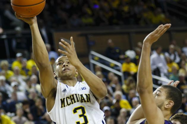 Michigan's Burke Named to Robertson Watch List