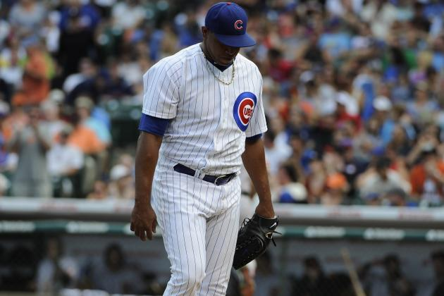 Report: Marmol Accused of Abuse in Dominican