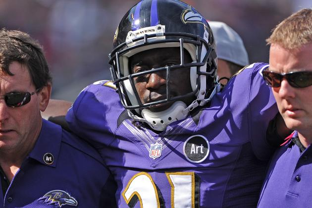Lardarius Webb Says He'll Be Ready for Next Season After Torn ACL